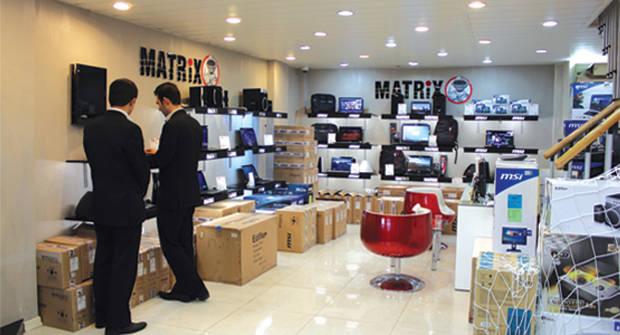 فروشگاه های ماتریس 07